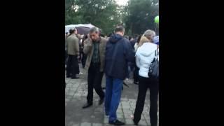 Dans fără inhibiții în centrul Chișinăului