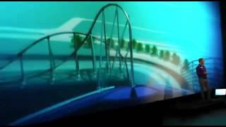 Montanha-russa Mako ser� a maior e mais veloz de Orlando