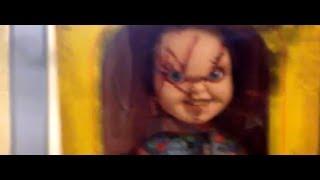 Chucky Doll Prank On Neighbor