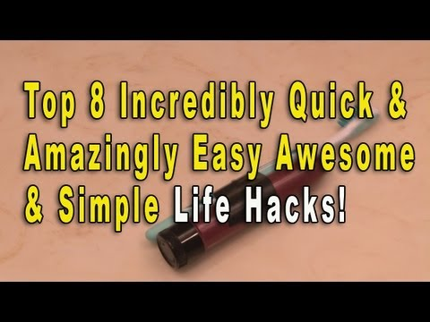 Best Lifehacks Of All Time Ever In The Universe
