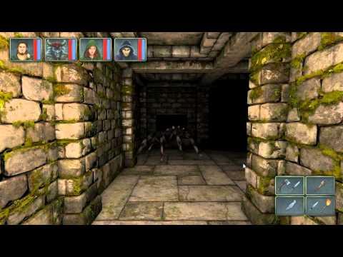 Первое игровое видео