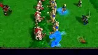 Warcraft 3 Football