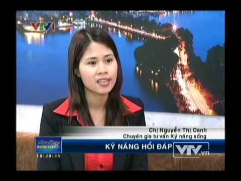 [Tâm Việt] Kỹ năng Hồi đáp - Cuộc sống thường ngày 30/03/2013 - VTV1
