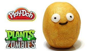 Play-Doh Plants Vs Zombies Garden Warfare Wall-nut From