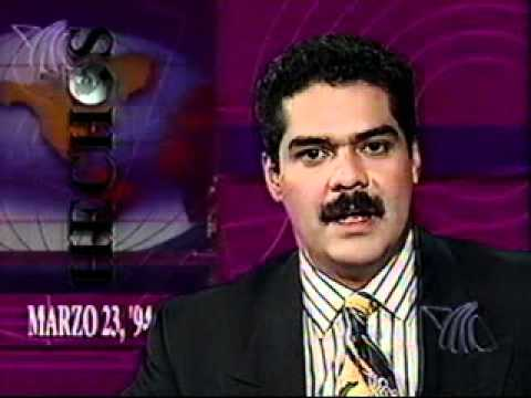 Asesinato de Luis Donaldo Colosio - 23/Marzo/1994  - 05/23