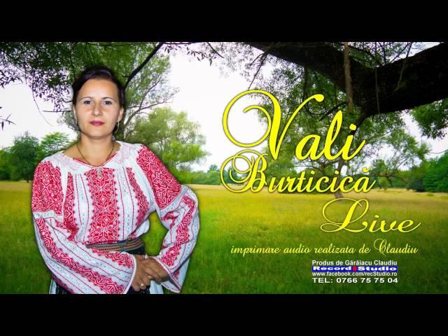 Vali Burticica - M-am indragostit de tine -LIVE- Imprimare Audio-Claudiu Record Studio