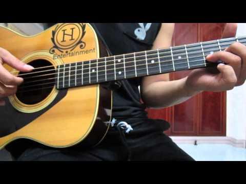 Guitar cover_ Anh không muốn ra đi-TIEMINHU