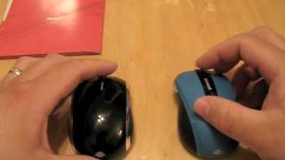 Microsoft Wireless Mobile Mouse 4000 Unboxing & Review