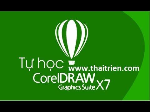 [Tự học CorelDraw X7] - Bài 18. Cắt hình bất kỳ từ ảnh bitmap trong corel draw