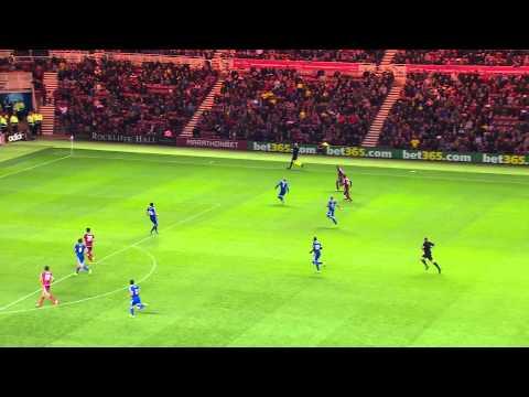 VIDEO: Watch Ghana winger Albert Adomah scores on Boro return against Brentford