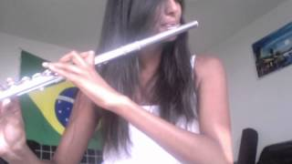 Safe And Sound Taylor Swift Flute Cover