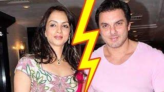 seema sohail khan breakup, bollywood movies, bollywood gossips, malaika arbaz breakup