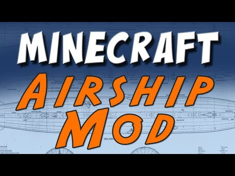 Zeppelin Mod (Work in Progress)