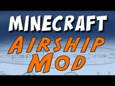 Zeppelin Mod (Work in Progress)