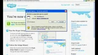 Kako Instalirati Skype