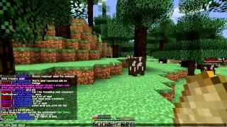 Minecraft: Ultra Hardcore w/Mitch & Jerome Ep. 4 - Food Drive!