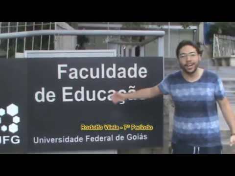 PSICOLOGIA - UFG, Espaço das Profissões 2014