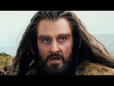 THE HOBBIT Trailer 2 - 2012 Movie - Official [HD]