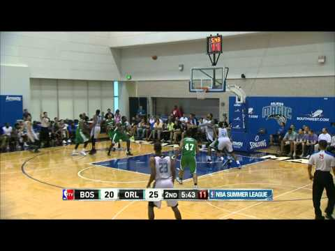 NBA Summer League: Orlando Magic vs Boston Celtics