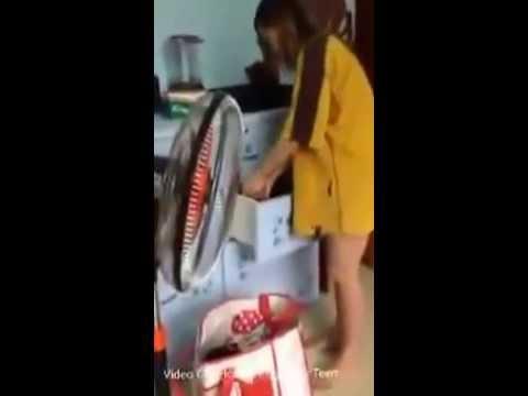 Clip Vợ đuổi Bồ của chồng ra khỏi nhà một cách lịch sự