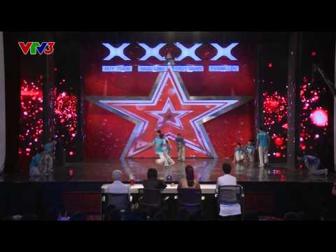 Vietnam's Got Talent 2014 - TẬP 09 - Lựa chọn TOP 49.