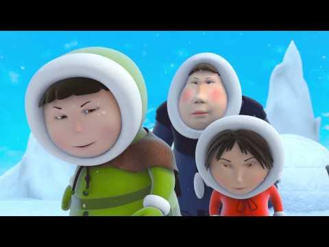 Eskimáčka séria 2- 1. Stopy