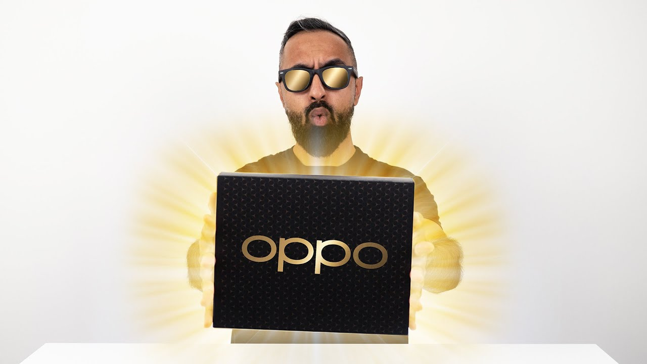Something Exciting from OPPO...