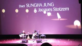 (U2) With or Without You - Jacques Stotzem & Sungha Jung