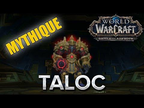 WoW BFA #36 : Taloc MM