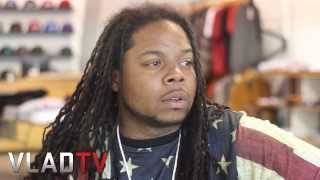 King Louie Doesn't Have Relationship With Chief Keef