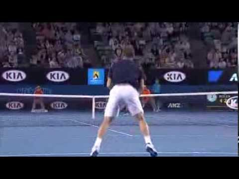 Novak Djokovic v Stanislas Wawrinka - 2013 Australian Open (Full Match Replay)
