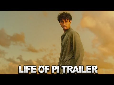The Life of Pi Trailer -