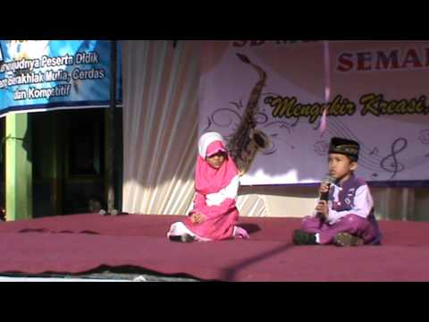 TILAWATIL QUR'AN SD MUHAMMADIYAH PLUS SMG
