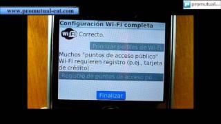 Wifi: Como Configurar Para BlackBerry Curve 8520 9300