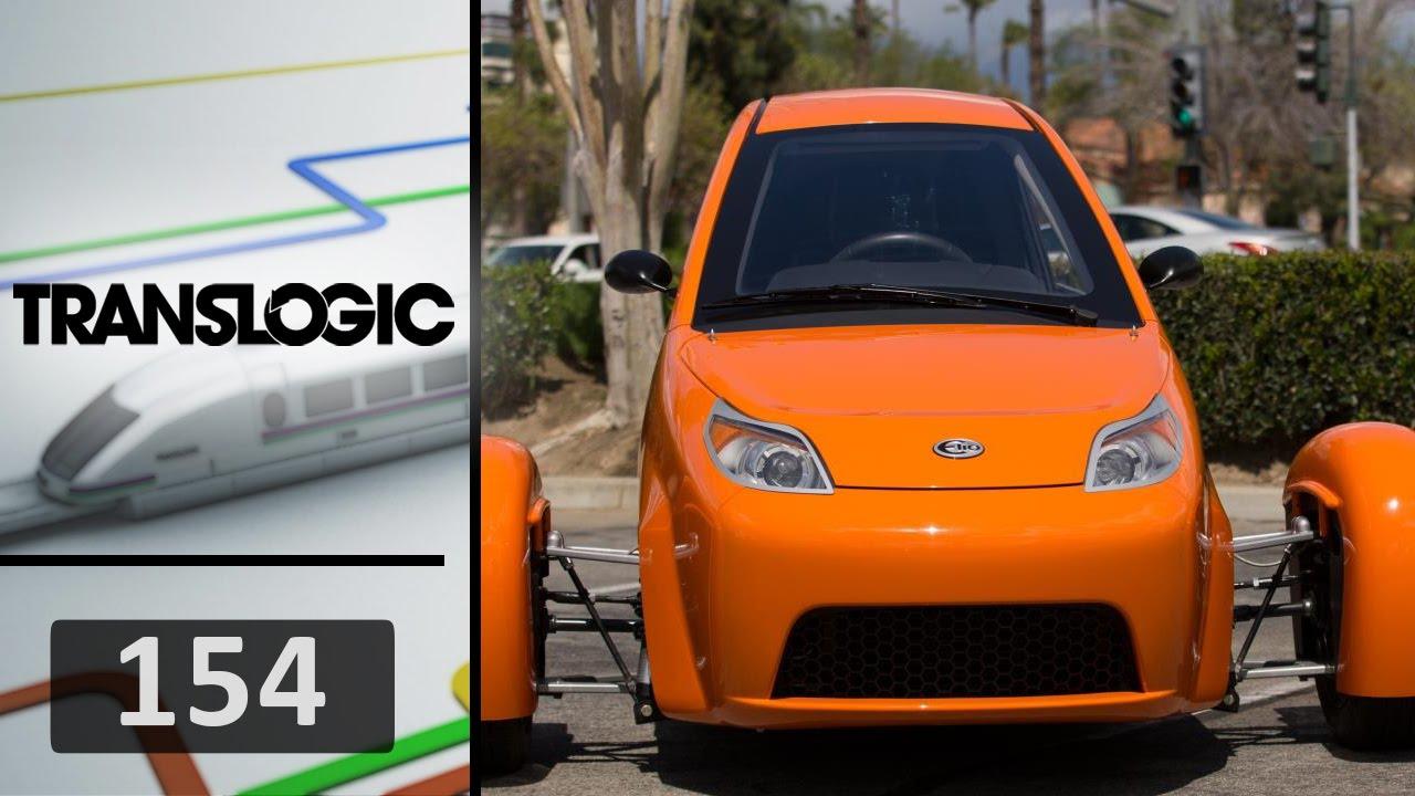 Translogic 154 Elio Motors