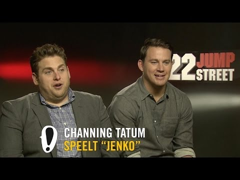 22 Jump Street - Interview: Channing Tatum & Jonah Hill - Pathé
