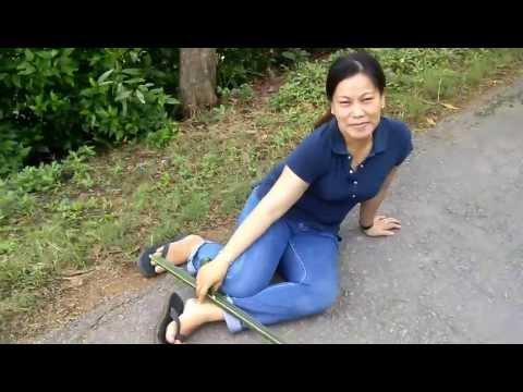 Người đẹp bên đường ^^ ! (Chị Lam Ngọc tìm ... chồng)