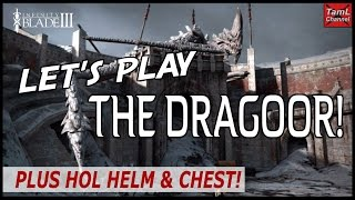 Infinity Blade 3: LET'S PLAY THE DRAGOOR! (Plus Hol Helm