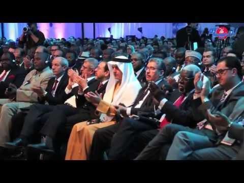 كواليس إفتتاح المؤتمر الإفريقي الأول للنقل و اللوجيستيك بالرباط