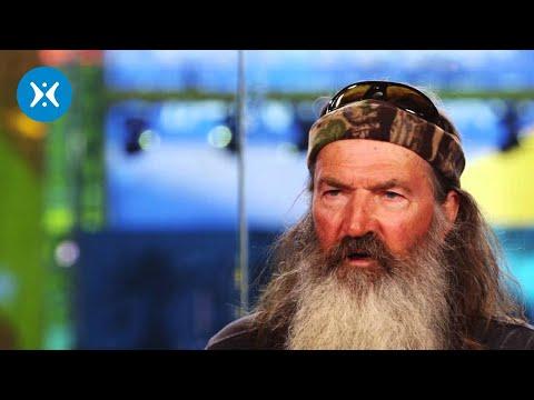 Phil Robertson Southern California Crusade - YouTube
