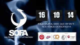 Llegó SOFA 2014 En Corferias.