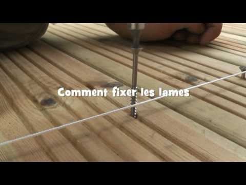 pr sentation du dvd construire une terrasse en bois sur dalle youtube. Black Bedroom Furniture Sets. Home Design Ideas