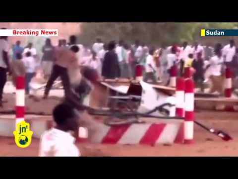 Sudan Violence:  3 dead as protests enter 3rd day