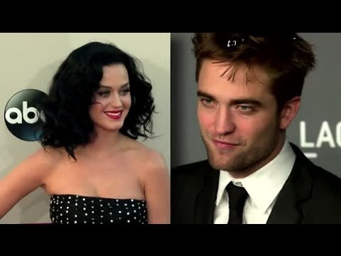 Robert Pattinson Hangs With Katy Perry, Also Has Super Awkward Moment