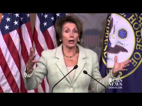 Nancy Pelosi loves 49ers' quarterback's