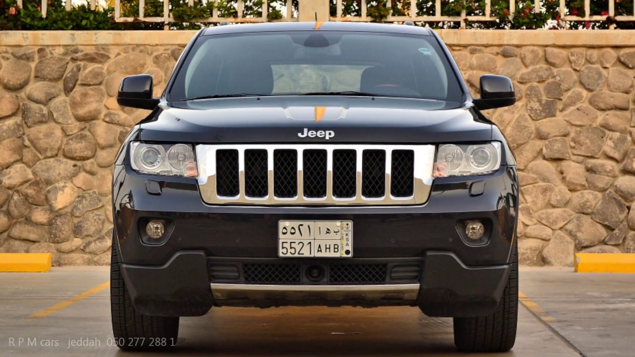 jeep grand cherokee overland 2012 13xxxkm v8 5 7l hemi youtube. Black Bedroom Furniture Sets. Home Design Ideas