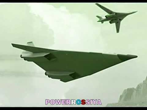 Sukhoi PAK FA & Tupolev PAK DA sneak peek