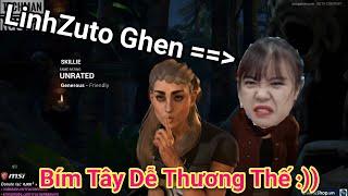 Fan Trực Tiếp Game #128: LinhZuto Cay Bím Khi Dũng CT Tán Em Bím Tây :))