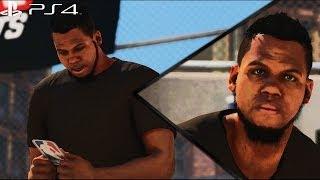 NBA 2K14 PS4 MyCAREER The Creation Of DeShawn Harris