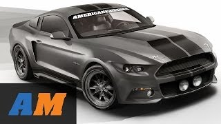 2015 Mustang Eleanor, Bullitt Or Iacocca? AmericanMuscle